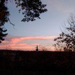 Podzimní ránko v Polné